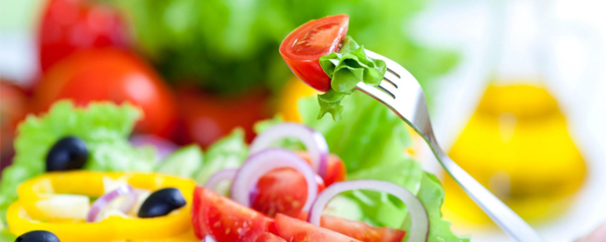 Salat erstellen