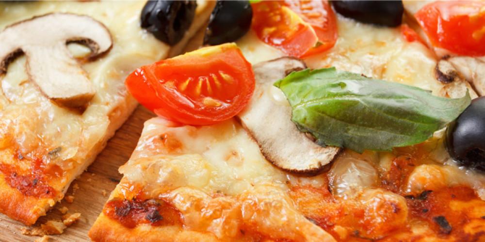 Mittlere Pizzen
